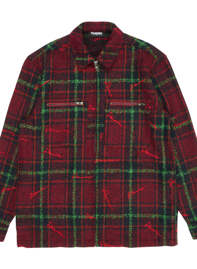 NOCTURNAL WOVEN WORK JACKET
