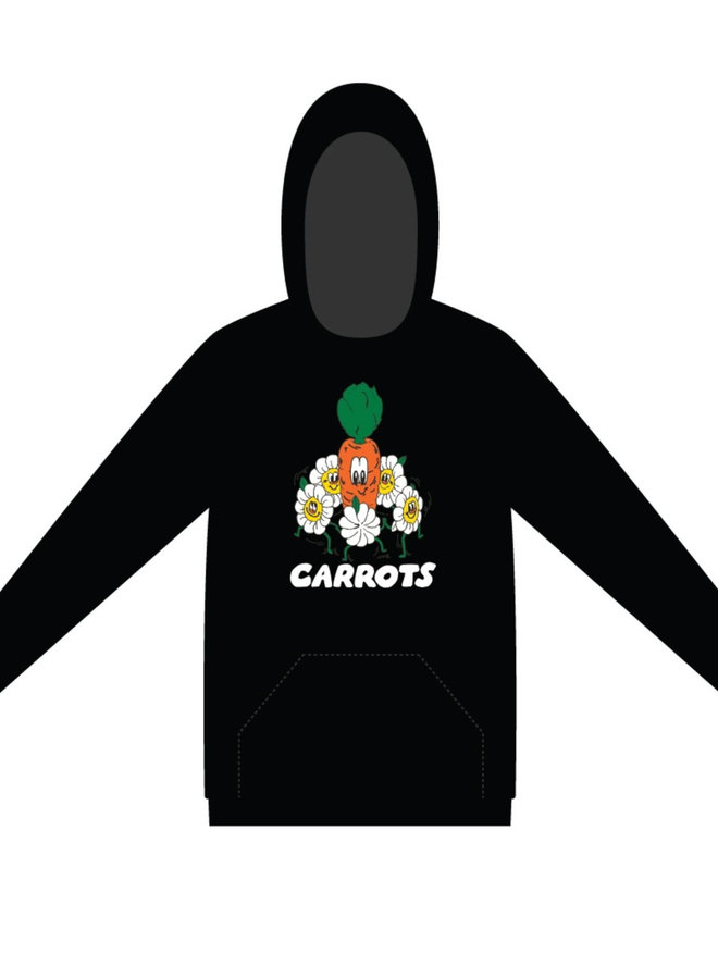 RING AROUND CARROT HOODIE