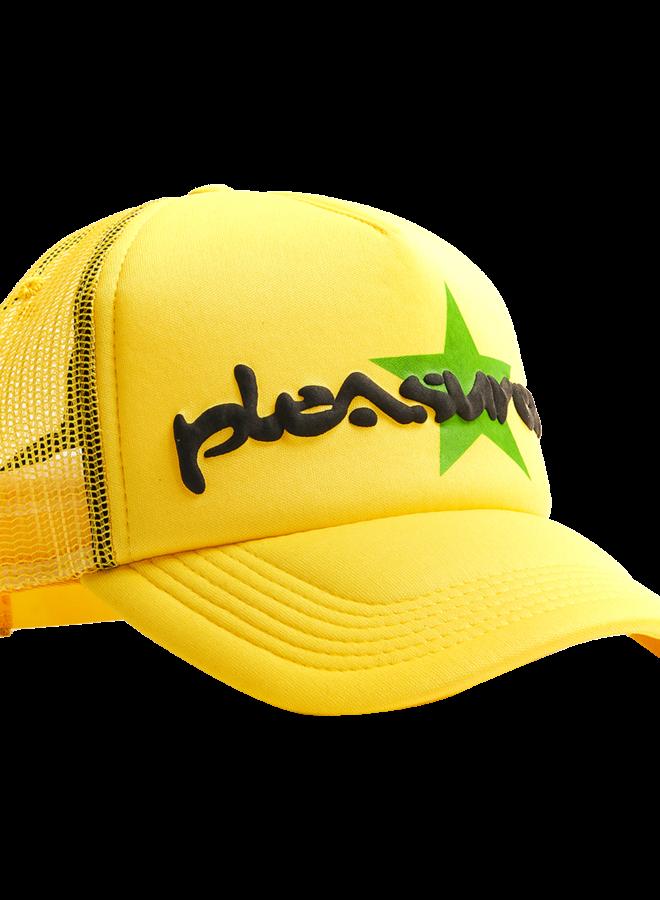 VIBRATION MESH TRUCKER CAP