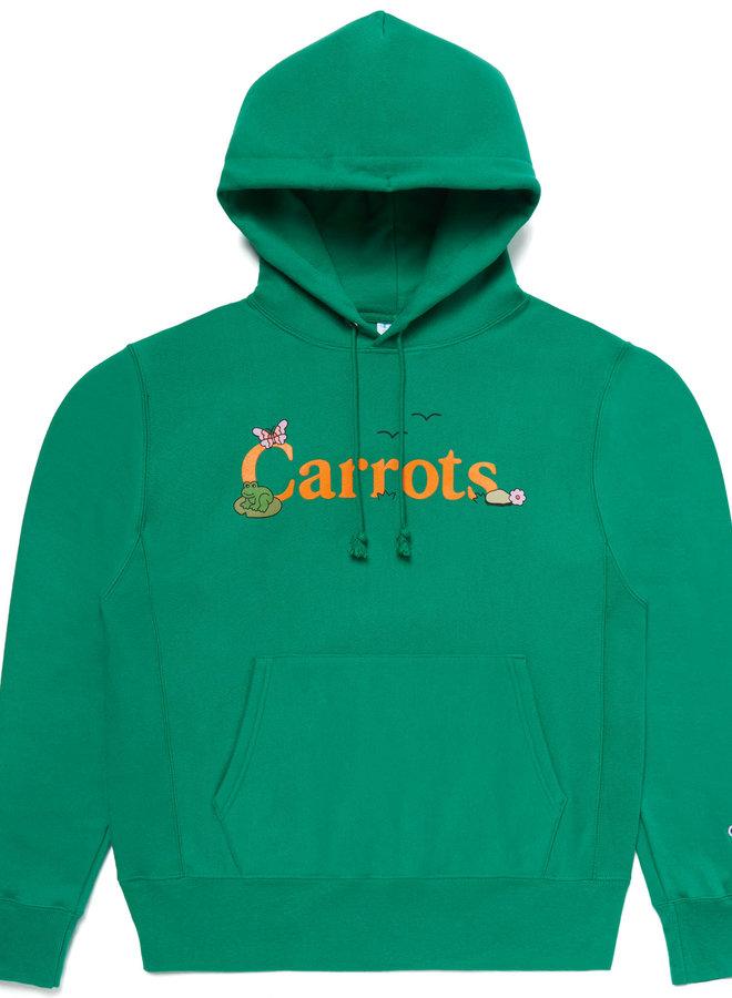 CARROT YARD HOODIE