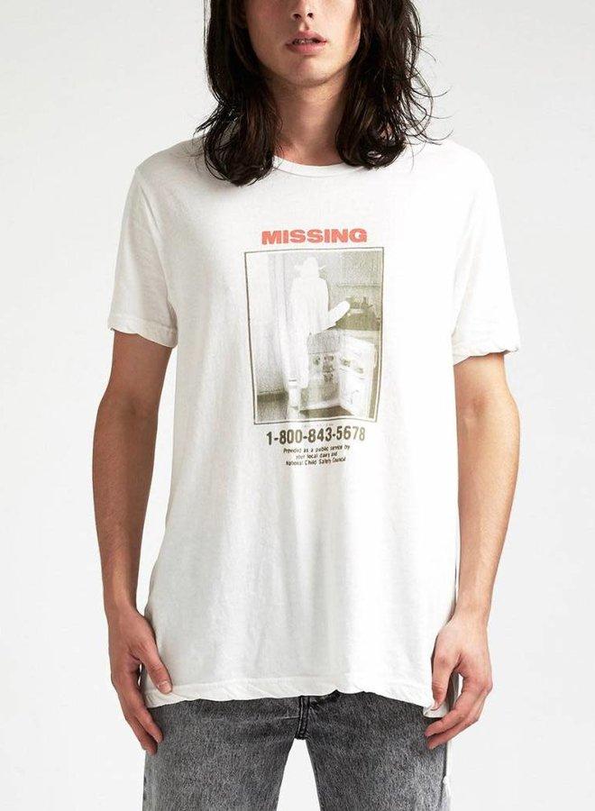 Ksubi Missing SS Tee
