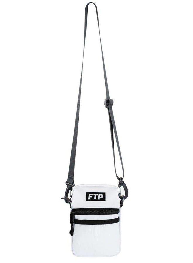 FTP Rip Stop Shoulder Bag White