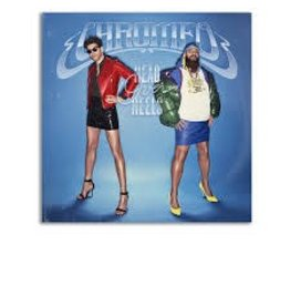 (LP) Chromeo - Head Over Heels (Yellow)