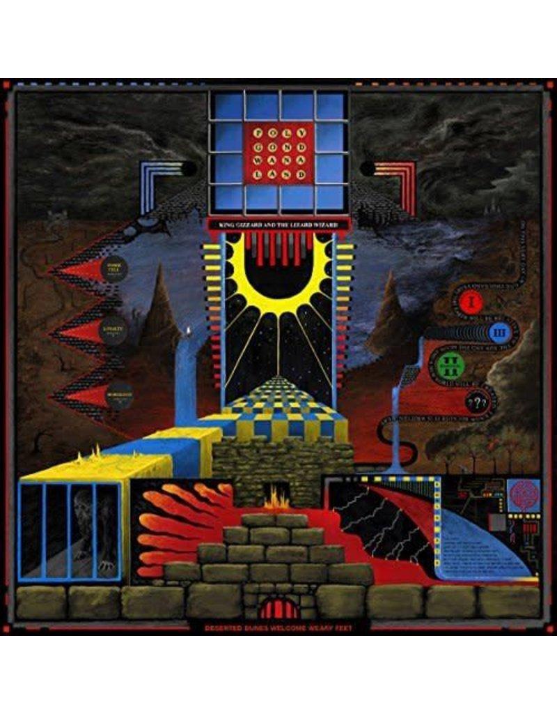 (LP) King Gizzard and the Lizard Wizard - Polygondwanaland