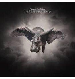(LP) Tom Morello - The Atlas Underground (Indie/Gold & Black Splatter)