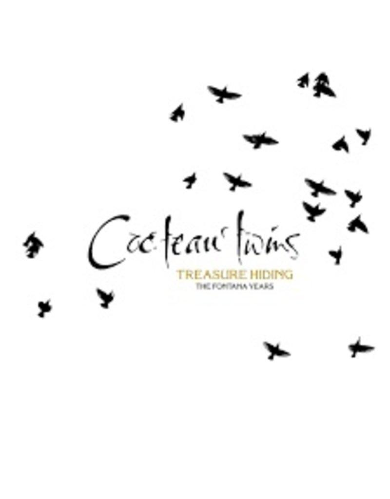(CD) Cocteau Twins - Treasure Hiding: The Fontana Years (4CD)