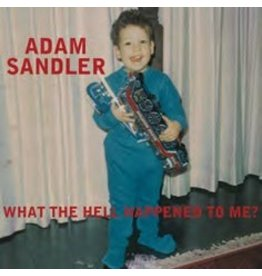 (LP) Adam Sandler - What The Hell Happened To Me? (2LP) BF18