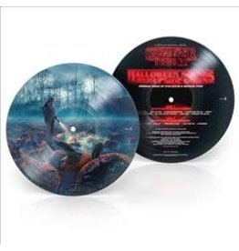 (LP) Kyle Dixon & Michael Stein - Stranger Things: Halloween Sounds From The Upside Down (Picture Disc) BF18
