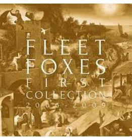 (LP) Fleet Foxes - First Collection 2006-2009 (3LP)