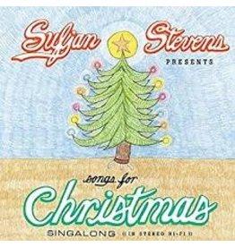ASTHMATIC KITTY (LP) Sufjan Stevens - Songs For Christmas: Volumes VI-X (5LP)