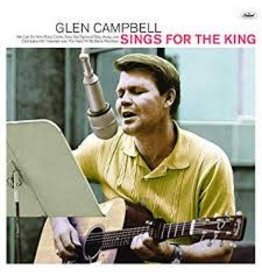 (LP) Glen Campbell - Glen Sings For The King