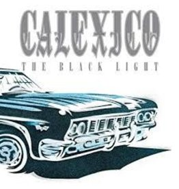 (LP) Calexico - The Black Light (2LP crystal clear/20th Ann deluxe)