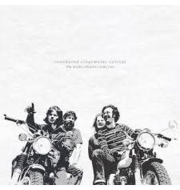 (LP) Creedence Clearwater Revival - Studio Albums Collection (7LP/2018)