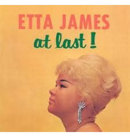 (LP) Etta James - At Last! (180g - Yellow Vinyl)