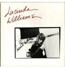 Thirty Tigers (LP) Lucinda Williams - Self Titled (25th Ann. Ed)