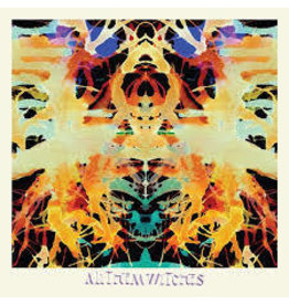 (LP) All Them Witches - Sleeping Through (Orange and Red Swirl Vinyl)