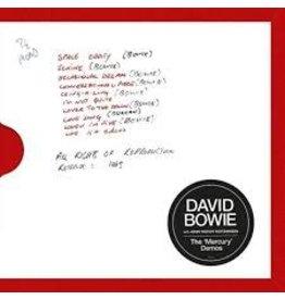 "(LP) David Bowie & John ""Hutch"" Hutchison - The Mercury Demos (1LP Box Set)"