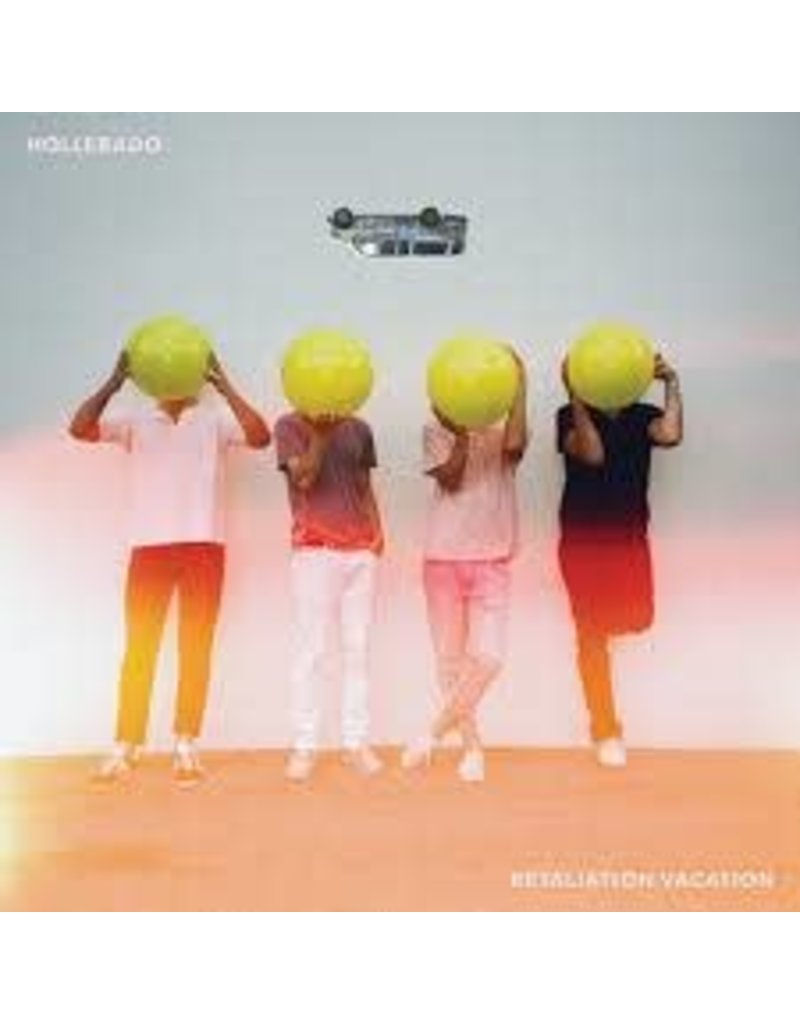 (LP) Hollerado - Retaliation Vacation
