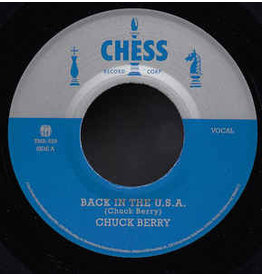 """(LP) Chuck Berry - Back In the USA/Memphis, Tennessee (7"""") BF18"""