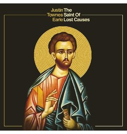(LP) Justin Townes Earle - The Saint Of Lost Causes