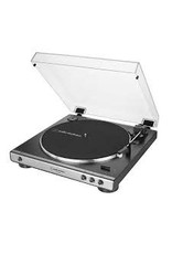 AT-LP60XUSB-GM Audio Technica USB Turntable (Gun Metal)