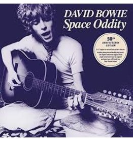 "(LP) David Bowie - Space Oddity (50th Ann/7"" Singles)"