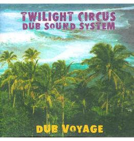 (Used LP) Twilight Circus Dub Sound System - Dub Voyage 568
