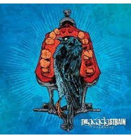 (LP) The Acacia Strain - Wormwood (2021/Half Lemonade & Orange Creamsicle coloured vinyl)