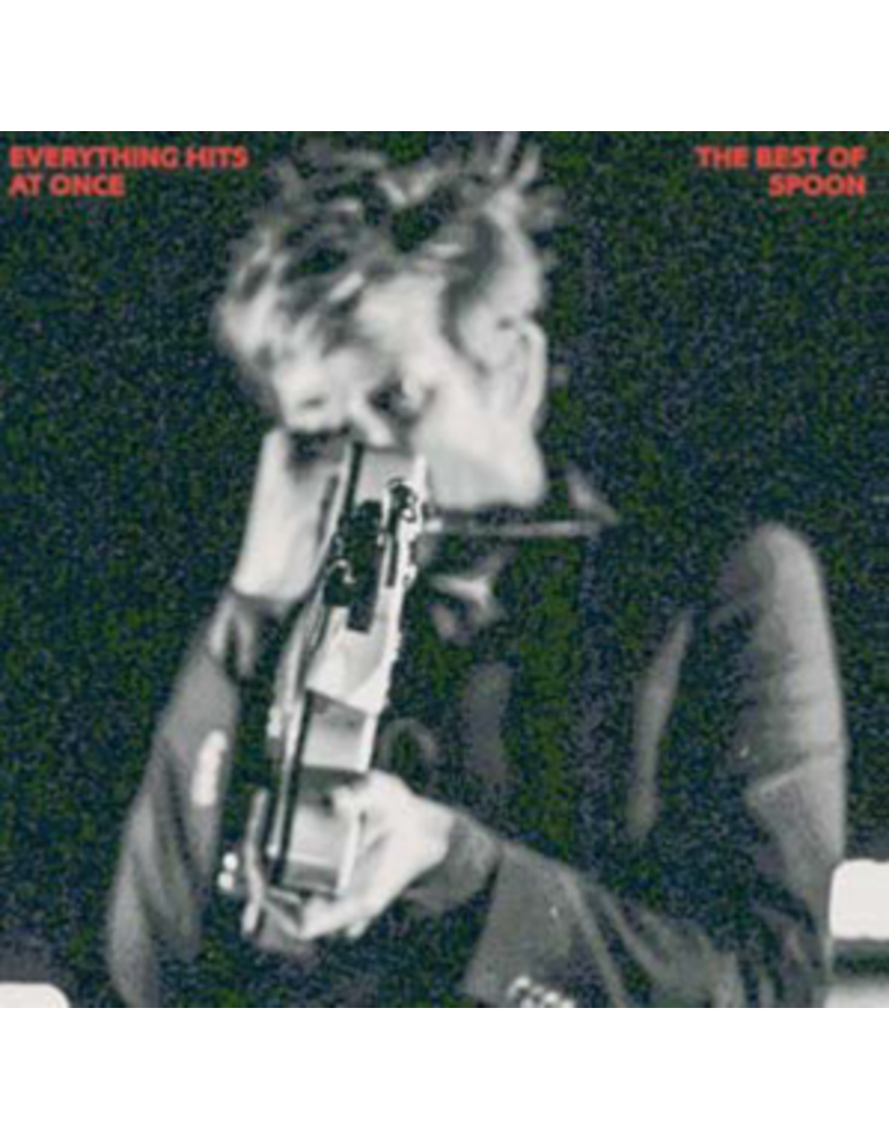 (CD) Spoon - Everything Hits At Once - The Best Of Spoon