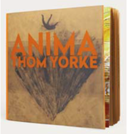 XL Recordings (LP) Thom Yorke  - Anima (Deluxe 2LP Orange + Book + Bonus Track)