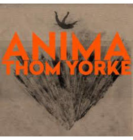 XL Recordings (LP) Thom Yorke - Anima (2LP Orange/Indie)
