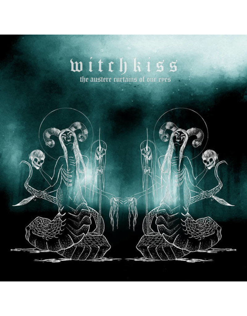(CD) Witchkiss - The Austere Curtains of Our Eyes