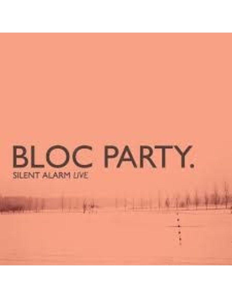(CD) Bloc Party - Silent Alarm Live