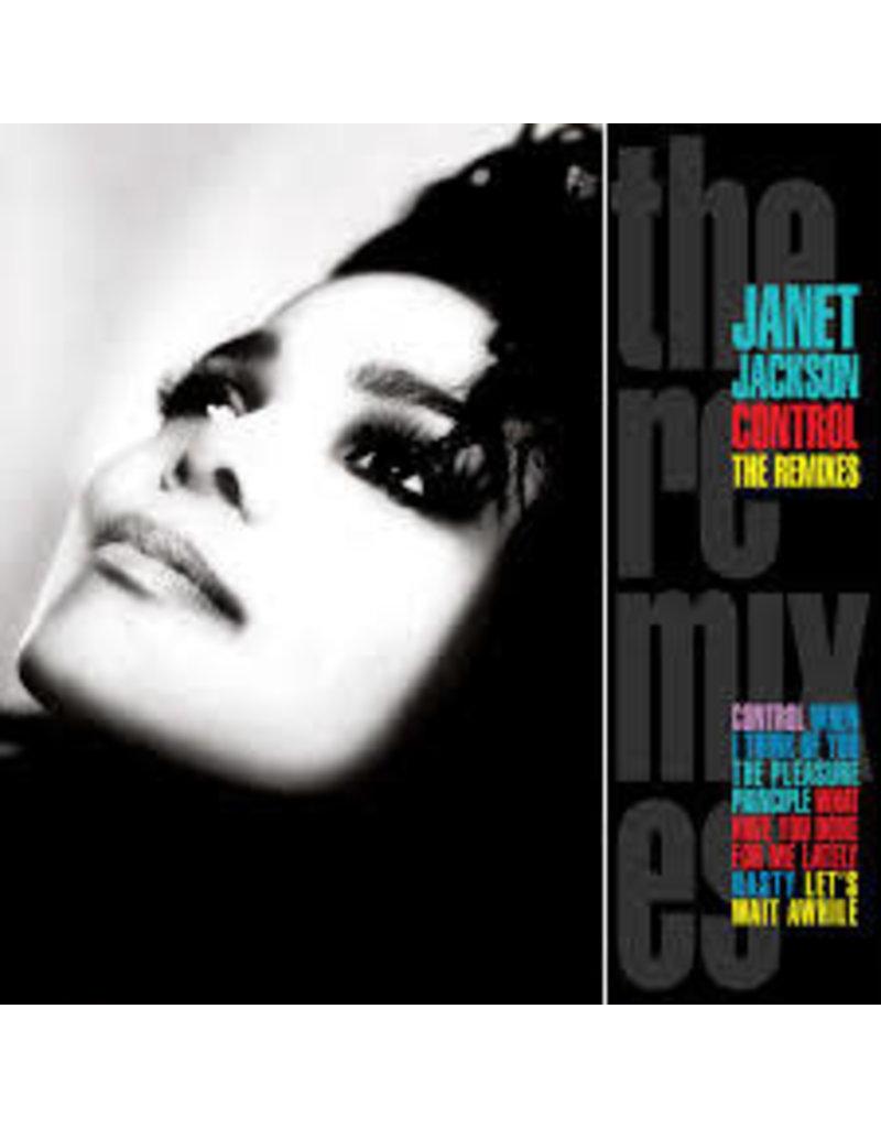 (CD) Jackson, Janet - Control : The Remixes (2019)