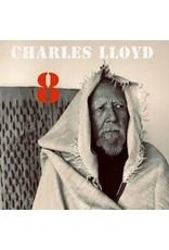 (CD) Charles Lloyd - 8 : Kindred Spirits (Live From The Lobero) (CD+DVD)