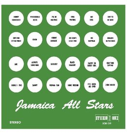 (LP) Various - Jamaican All Stars