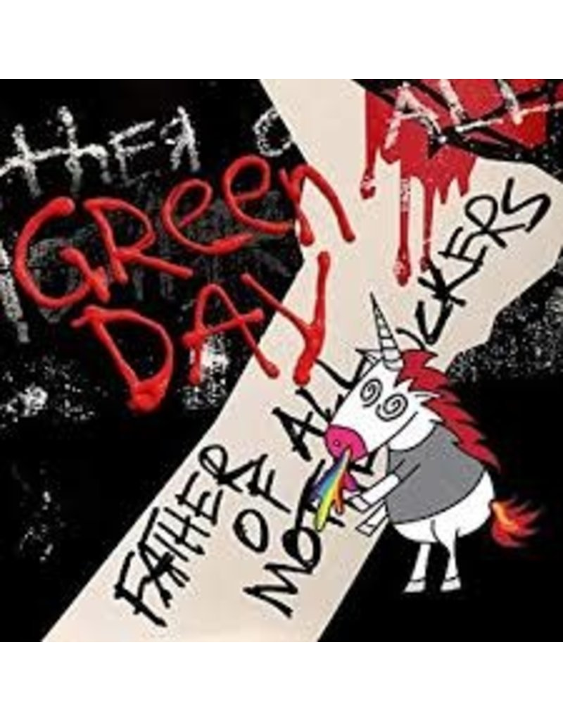 (CD) Green Day - Father Of All Motherfuckers