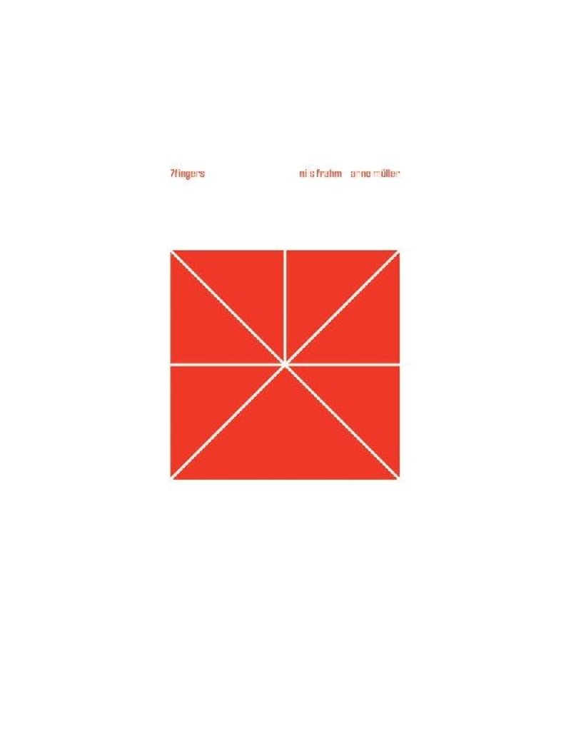 (CD) Nils Frahm and Anne Muller - 7 Fingers