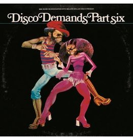 (LP) Al Kent - Disco Demands Part 6