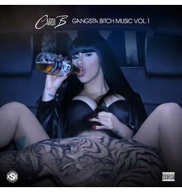 (LP) Cardi B - Gangsta Bitch Music Vol. 1 BF19