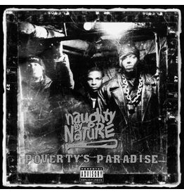 (LP) Naughty By Nature Poverty's - Paradise (25th Anniversary Limited Edition) BF19