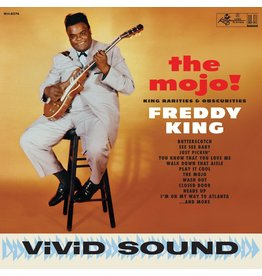 (LP) Freddy King - The Mojo! King Rarities & Obscurities (GOLD VINYL) BF19