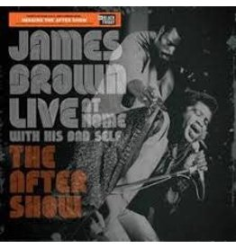 (LP) James Brown - Live at Home With His Bad Self: The After Show BF19