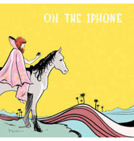 "(LP) Jenny Lewis - On The Iphone 7"" BF19"