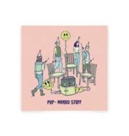Little Dipper (LP) PUP - Morbid Stuff (Pink vinyl)