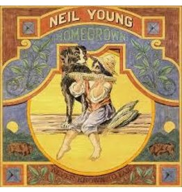 (LP) Neil Young - Homegrown (Indie)