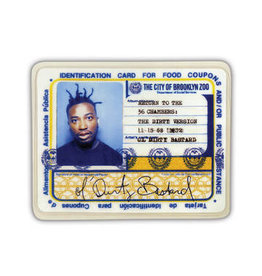 "(LP) Ol' Dirty Bastard - Return To The 36 Chambers: The Dirty Version (25th Ann) (9x7"" box/blue, yellow and white) [RSD Drops Sep 2020]"