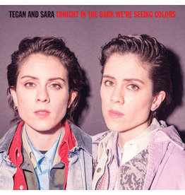 (LP) Tegan And Sara - Tonight In The Dark We're Seeing Colors (Violet W/Black Splatter) [RSD Drops Sep 2020]