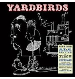 (LP) The Yardbirds - Roger The Engineer - Expanded Edition (2LP/WHITE) RSD20