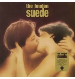 (LP) Suede - The London Suede (CLEAR) RSD20 (October Drop Day)